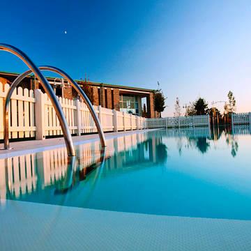 Zwembad 2 Appartementen Chianti Village Morocco