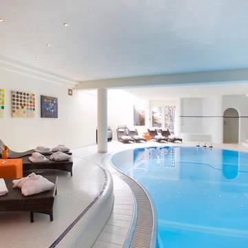 Zwembad Alpen-Comfort-Hotel Central