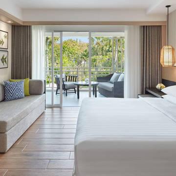 Voorbeeldkamer Guestroom Hyatt Regency Hua Hin