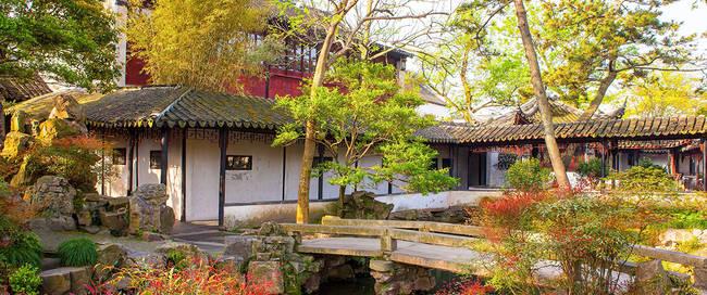 Tuin in Suzhou