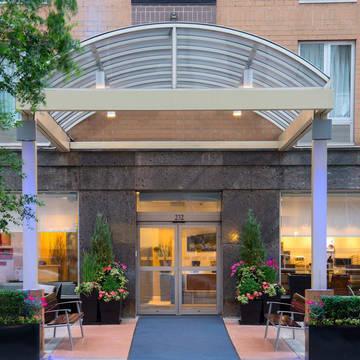 Ingang Hotel Holiday Inn Express New York City - Chelsea