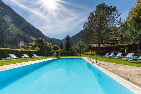 Korting vakantie Salzburgerland 🚗️Hotel Krimmlerfälle