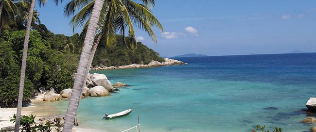 Lang Tengah Island