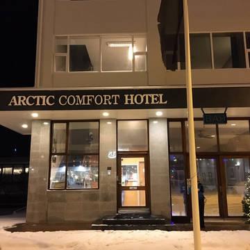 Entree Arctic Comfort
