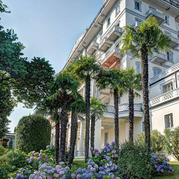 Exterieur Grand Hotel Majestic
