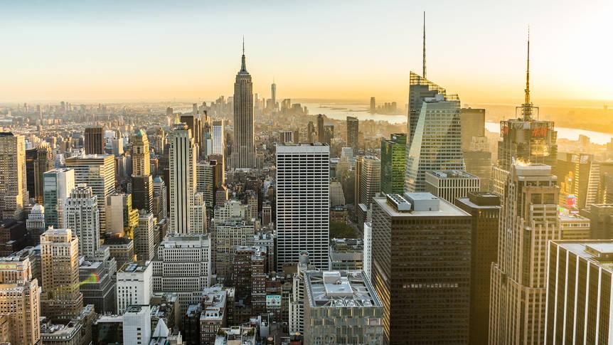 Omgeving Hotel Holiday Inn Express New York City - Chelsea