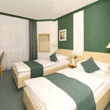 Kamervoorbeeld Hotel Kaiserin Augusta