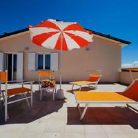 Voorbeeld terras family suite