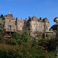 Isle of Mull - Torosay Castle