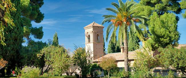 Granada met het Alhmabra