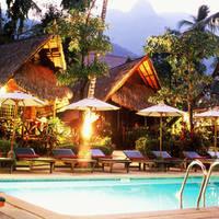 thailand koh chang banpu beach pool