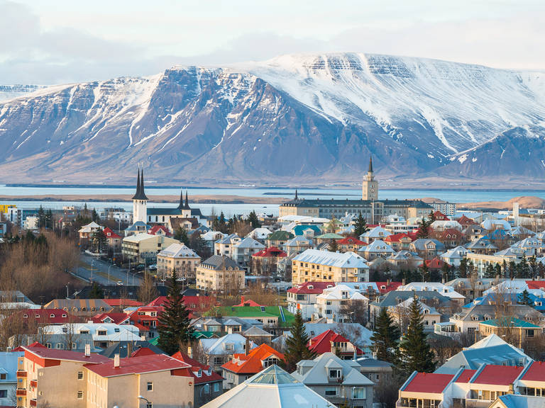 Stedentrip Reykjavik)