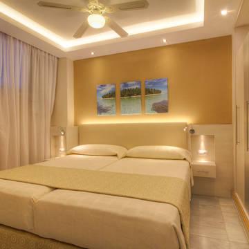 Voorbeeld standaard single Hotel Eugenia Victoria