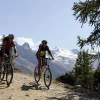 Mountainbiken Saasdal
