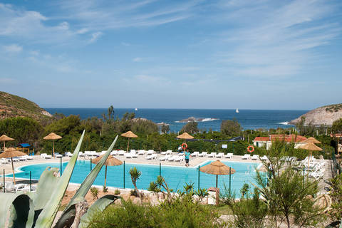 Korting vakantiepark Sardinië 🏕️Camping Tonnara