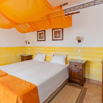 Voorbeeldkamer Quinta do Mar Country and Sea Village