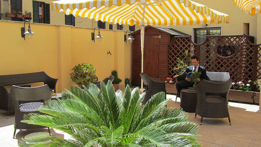 Terras Hotel Galileo