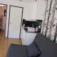2-kamerwoning kitchenette