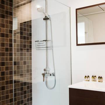 Badkamer Appartementen ValenciaFlats Centro Ciudad