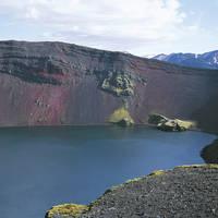 Ljotipollur Landmannalaugur - Foto: Iceland Travel