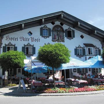 Voorzijde 1 Hotel Alte Post