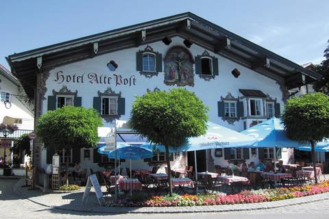 Last minute autovakantie Beieren 🚗️Hotel Alte Post