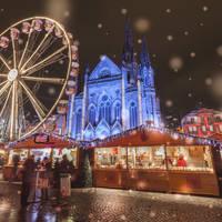 Kerstreizen 8-daagse busreis Kerst in de Elzas en Zwitserland in Mulhouse (Elzas - Lorraine, Frankrijk)