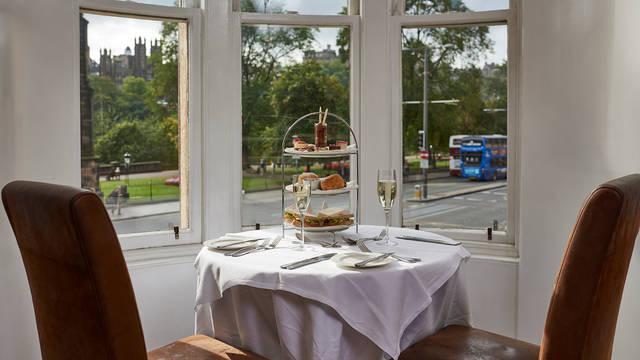 Afternoon Tea Hotel Old Waverley