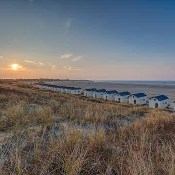 Strand Vakantiepark Fort den Haak