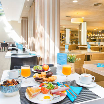 Restaurant  - Ontbijt Sumus Hotel Stella & Spa - adults recommended