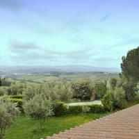 Uitzicht Toscane