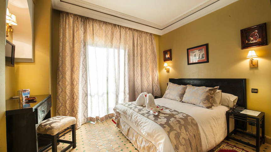 Kamer Hotel Le Caspien