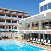 Hotel Londres zwembad