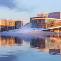 Oslo Opera gebouw