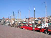 Urk aan het IJsselmeer