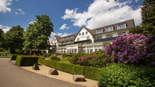 Hotel De Bilderberg - Buitenaanzicht Hotel De Bilderberg