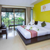 Palm Galleria Resort - Khao Lak - Voorbeeld Superior kamer