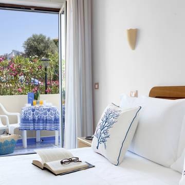 Voorbeeldkamer Hotel Piccolo Paradiso