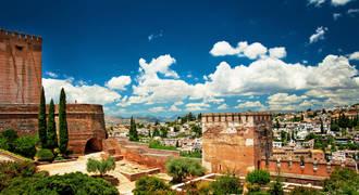 Hoogtepunten van Andalusië