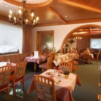 Hotel Erika- restaurant