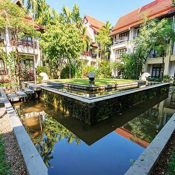 Tuin Bodhi Serene Chiang Mai