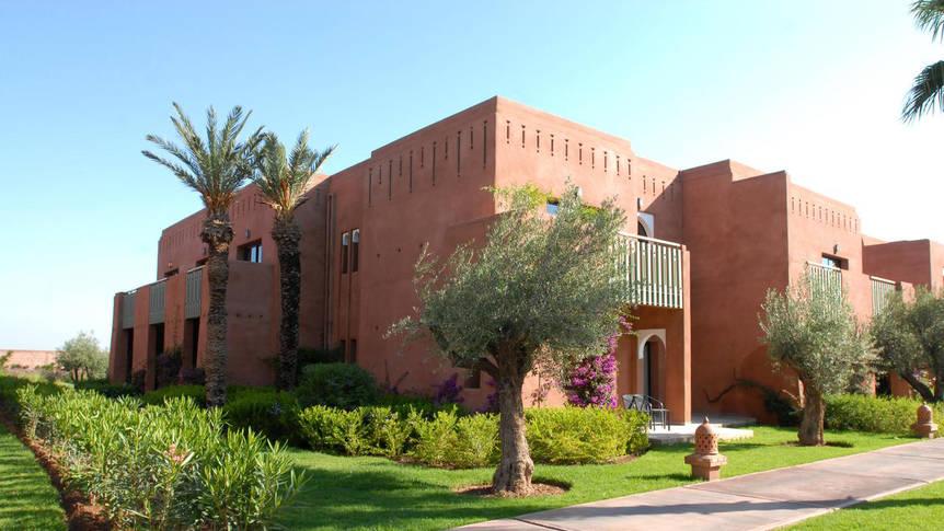 Aanzicht Hotel Kenzi Club Agdal Medina - All Inclusive