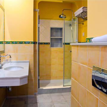 Badkamer Hotel Itaca Sevilla