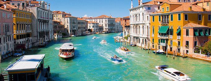 Zonvakanties Venetiaanse Rivièra