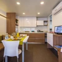 Voorbeeld stacaravan Comfort