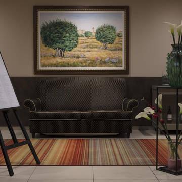 Lobby Hotel Smart Holiday