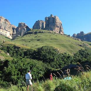 Wandelen in de Drakensberg