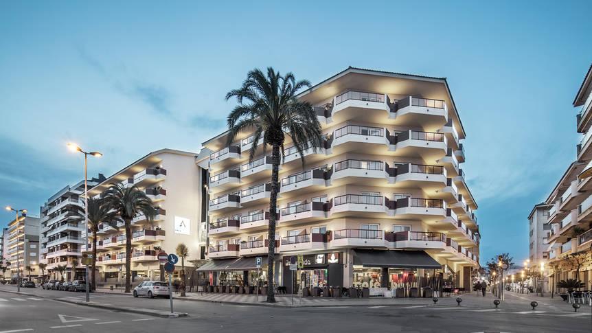 Exterieur Aqua Hotel Promenade