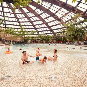 Zwembad Vakantiepark Center Parcs De Huttenheugte