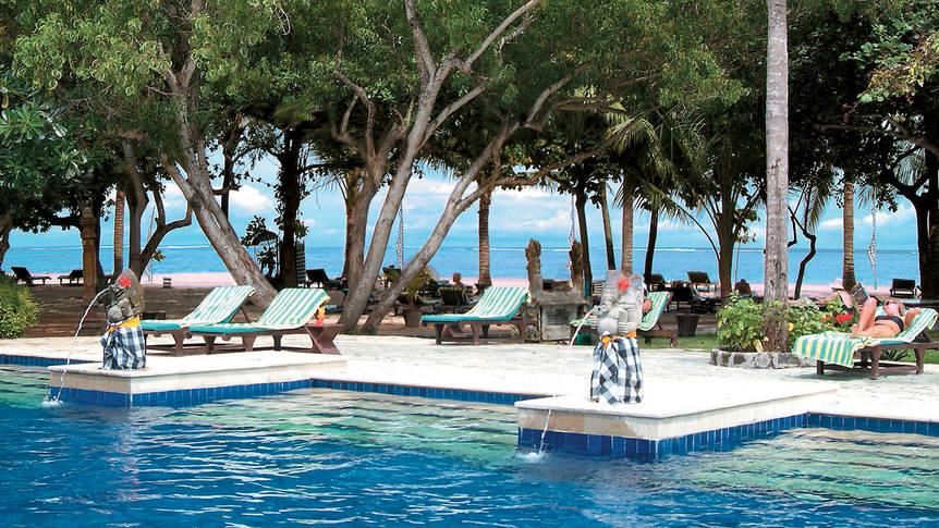 Zwembad Mercure Resort Sanur Bali
